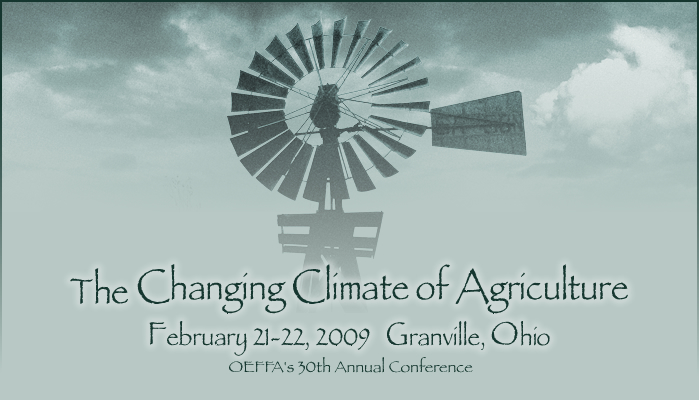 The Changing Climate of Agriculture