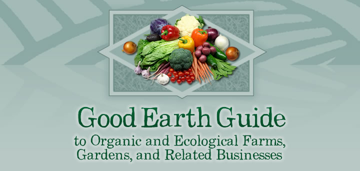 Good Earth Guide Connects Consumers